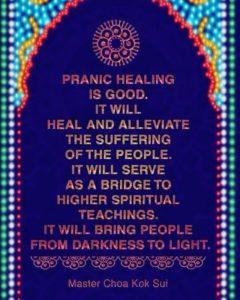 Pranic Healing Near Me